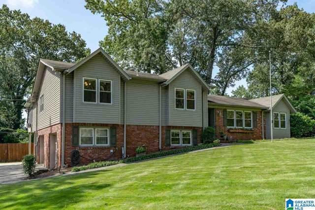 644 Paden Drive, Vestavia Hills, AL 35226 (MLS #1296730) :: LocAL Realty