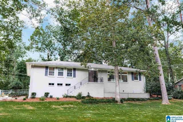 2728 Southview Drive, Vestavia Hills, AL 35216 (MLS #1298498) :: Howard Whatley