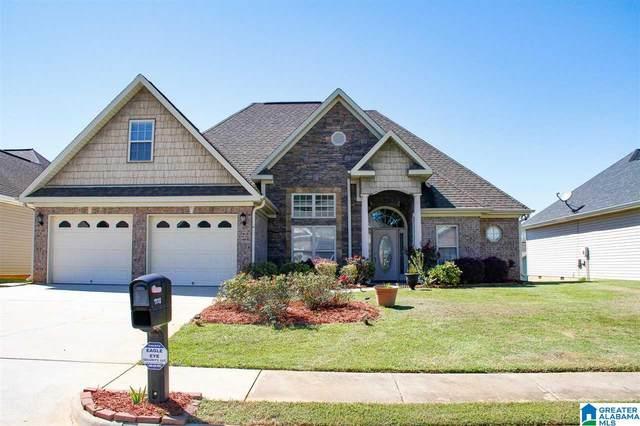 1220 Sagewood Place SW, Jacksonville, AL 36265 (MLS #1299362) :: Howard Whatley