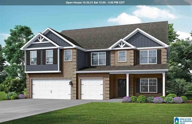 6168 Woodbrook Lane, Mccalla, AL 35111 (MLS #1300201) :: LocAL Realty