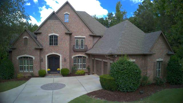 1248 Lake Trace Cove, Hoover, AL 35244 (MLS #830501) :: Gusty Gulas Group