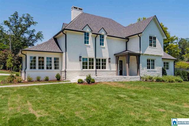 2500 Shades Crest Rd, Vestavia Hills, AL 35216 (MLS #843308) :: Gusty Gulas Group