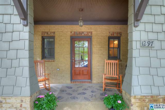 1297 Inverness Cove Dr, Hoover, AL 35242 (MLS #845711) :: Gusty Gulas Group