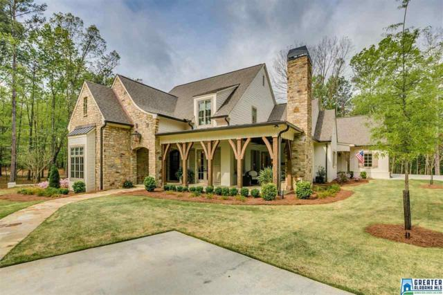 2 Pinehurst Green, Birmingham, AL 35242 (MLS #846544) :: Bentley Drozdowicz Group