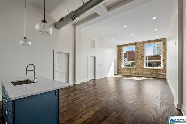 1801 2ND AVE N #305, Birmingham, AL 35203 (MLS #892256) :: Bailey Real Estate Group