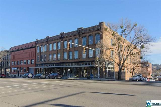 2301 1ST AVE N #203, Birmingham, AL 35203 (MLS #895310) :: Bailey Real Estate Group
