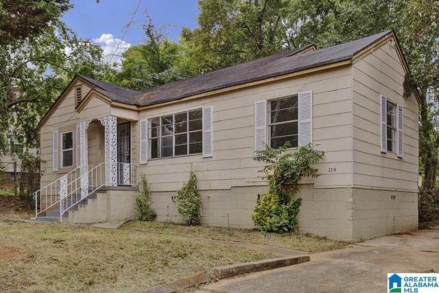 2316 31ST ST SW, Birmingham, AL 35221 (MLS #895934) :: LocAL Realty