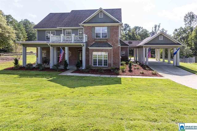 101 Bridgewater Dr, Helena, AL 35080 (MLS #896013) :: LocAL Realty