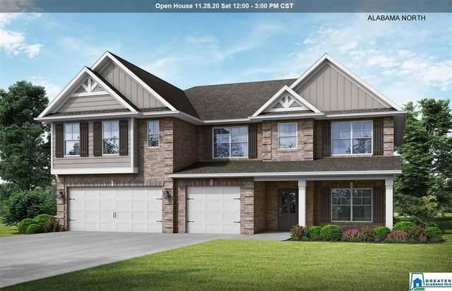 1400 N Wynlake Dr, Alabaster, AL 35007 (MLS #900182) :: Bailey Real Estate Group