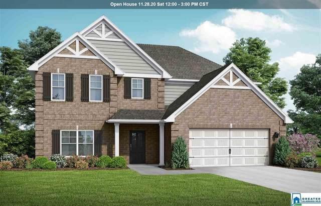 1388 N Wynlake Dr, Alabaster, AL 35007 (MLS #900192) :: Bailey Real Estate Group