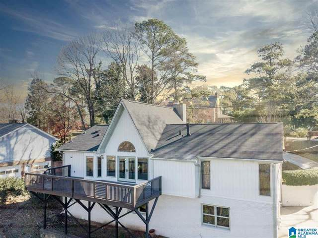 1436 Shades Crest Rd, Hoover, AL 35226 (MLS #1271405) :: LocAL Realty