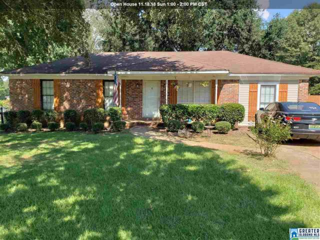 215 Strother St, Montevallo, AL 35115 (MLS #829509) :: The Mega Agent Real Estate Team at RE/MAX Advantage