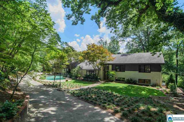 2709 Woodlane Cir, Vestavia Hills, AL 35216 (MLS #882651) :: Bentley Drozdowicz Group