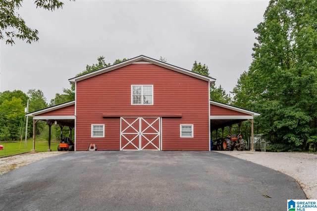 350 Crossbrook Drive, Chelsea, AL 35043 (MLS #887837) :: EXIT Magic City Realty