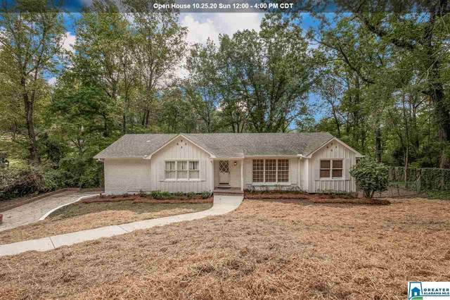 3703 Crestbrook Rd, Mountain Brook, AL 35223 (MLS #895916) :: Bailey Real Estate Group