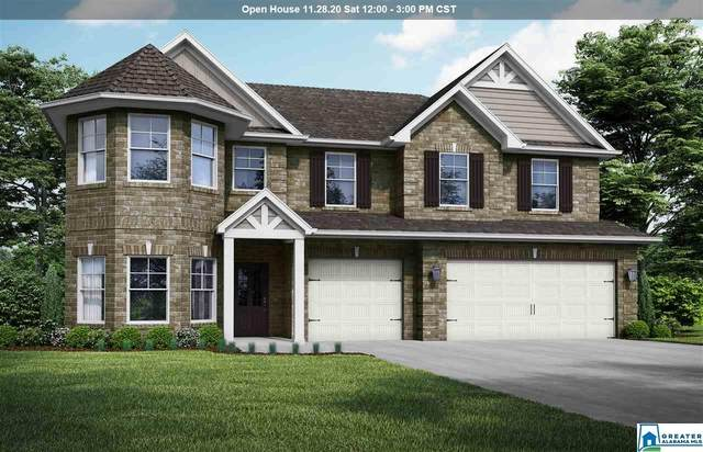 1380 N Wynlake Dr, Alabaster, AL 35007 (MLS #900166) :: Bailey Real Estate Group