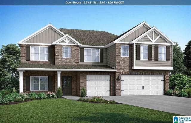 1365 N Wynlake Drive, Alabaster, AL 35007 (MLS #1299181) :: Kellie Drozdowicz Group
