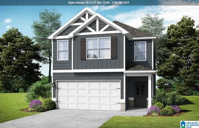 3422 Misty Hollow Drive, Bessemer, AL 35022 (MLS #1299193) :: Kellie Drozdowicz Group