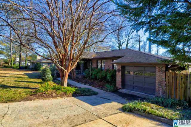 2001 Southwood Rd, Vestavia Hills, AL 35216 (MLS #834908) :: Gusty Gulas Group