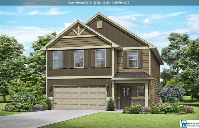 3581 Wind Ridge Ln, Bessemer, AL 35022 (MLS #885043) :: Josh Vernon Group
