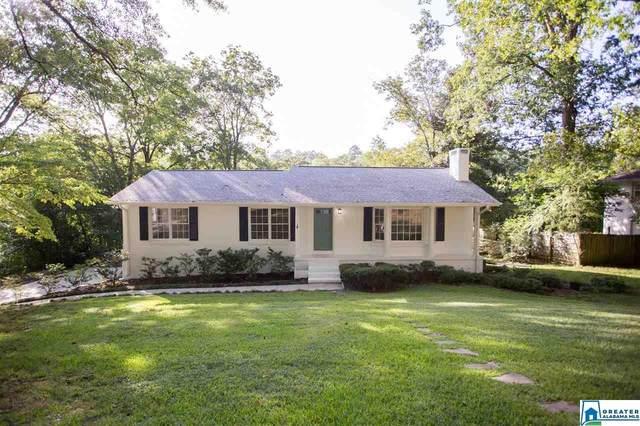 1772 Old Creek Trl, Vestavia Hills, AL 35216 (MLS #894302) :: Bentley Drozdowicz Group