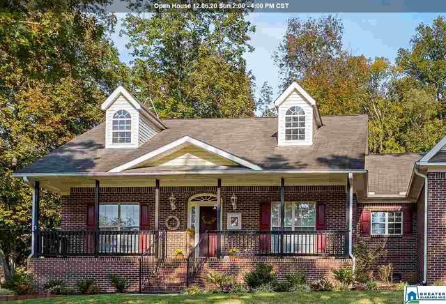 5901 Miles Spring Rd, Pinson, AL 35126 (MLS #897442) :: LocAL Realty