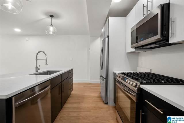 1801 2ND AVENUE N #203, Birmingham, AL 35203 (MLS #900299) :: Lux Home Group