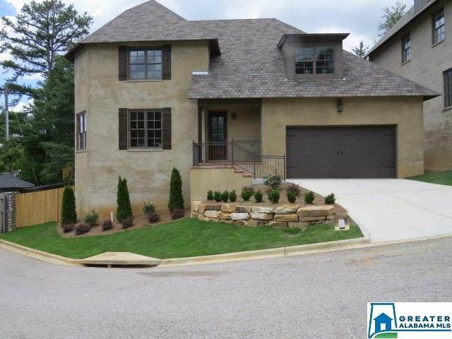 1115 Hollywood Manor Cir, Homewood, AL 35209 (MLS #826958) :: LIST Birmingham