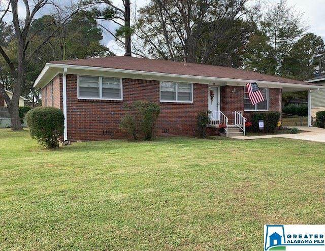 928 Daniel Dr, Birmingham, AL 35228 (MLS #1270101) :: Josh Vernon Group