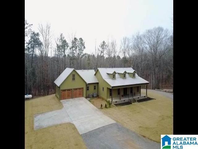 1500 Deer Trace Rd, Pell City, AL 35125 (MLS #1273834) :: Bailey Real Estate Group