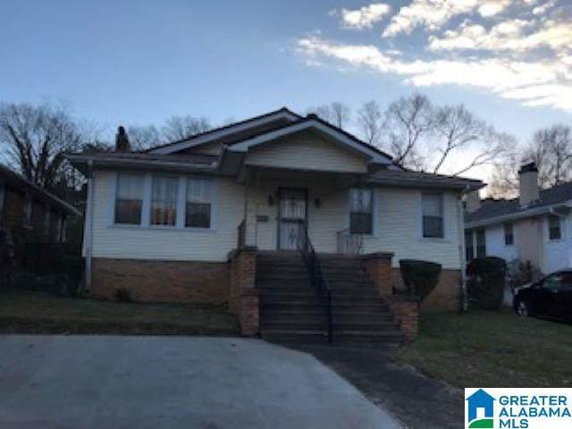 1505 W Graymont Ave, Birmingham, AL 35208 (MLS #1273969) :: Gusty Gulas Group