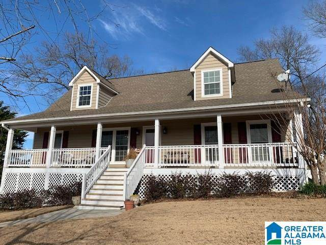 414 Poplar Ridge, Alabaster, AL 35007 (MLS #1274137) :: Bailey Real Estate Group
