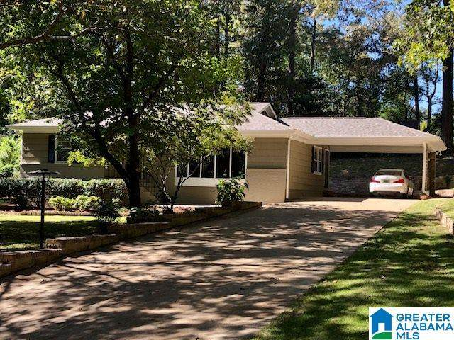 2348 Teton Rd, Hoover, AL 35216 (MLS #1274312) :: LocAL Realty