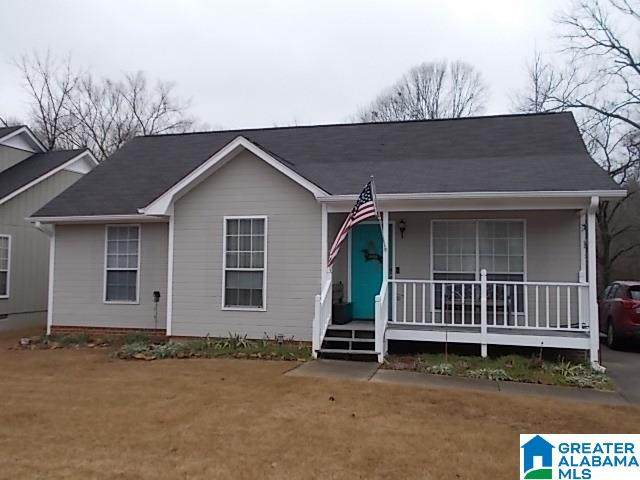 6828 Brittany Pl, Pinson, AL 35126 (MLS #1276390) :: Lux Home Group