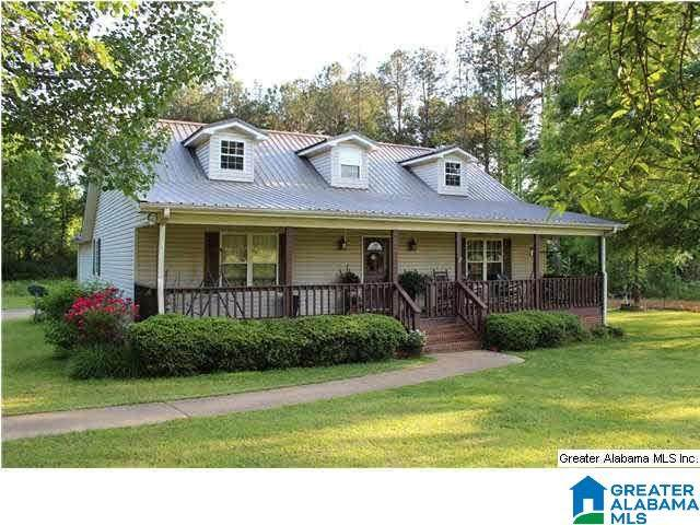 68 Cedar Ln, Columbiana, AL 35051 (MLS #1276520) :: Bailey Real Estate Group