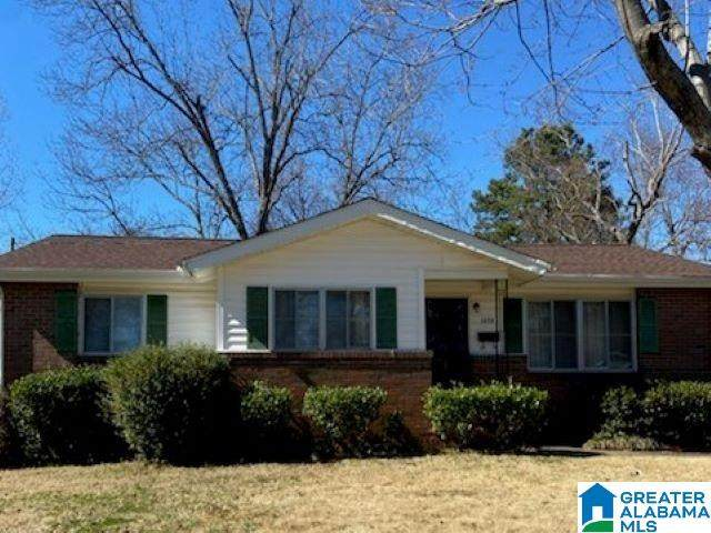 1424 W 67TH STREET W, Birmingham, AL 35228 (MLS #1277377) :: Josh Vernon Group