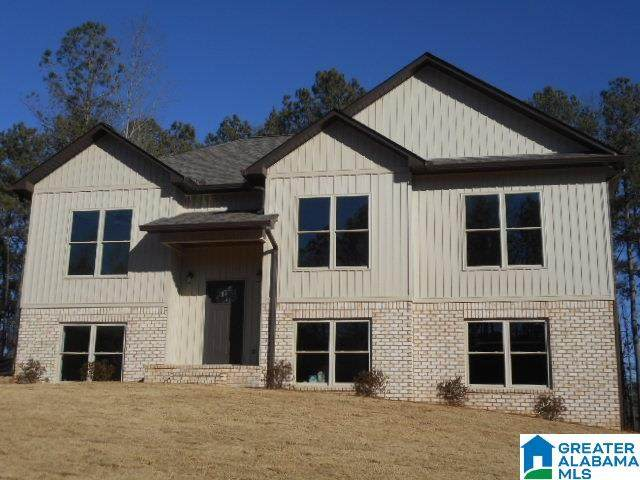 117 Heights Way, Pell City, AL 35125 (MLS #1277461) :: Gusty Gulas Group