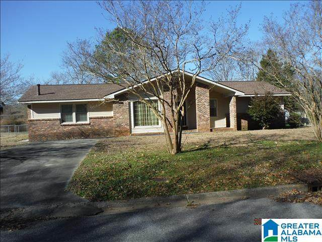 6234 Cane Creek Cir, Anniston, AL 36206 (MLS #1277819) :: Josh Vernon Group