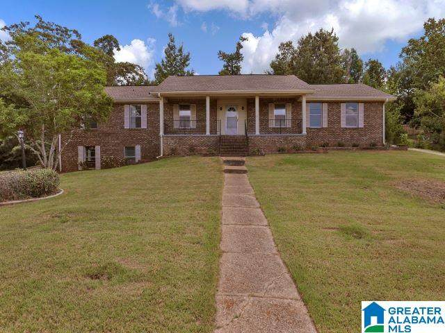 501 E 35TH AVENUE E, Tuscaloosa, AL 35404 (MLS #1279118) :: Krch Realty