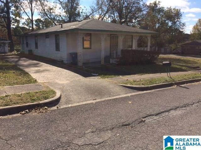 6631 Myron Massey Boulevard, Fairfield, AL 35064 (MLS #1281736) :: Howard Whatley