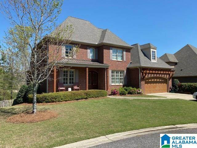 4270 Hamlin Place, Vestavia Hills, AL 35242 (MLS #1282272) :: Howard Whatley