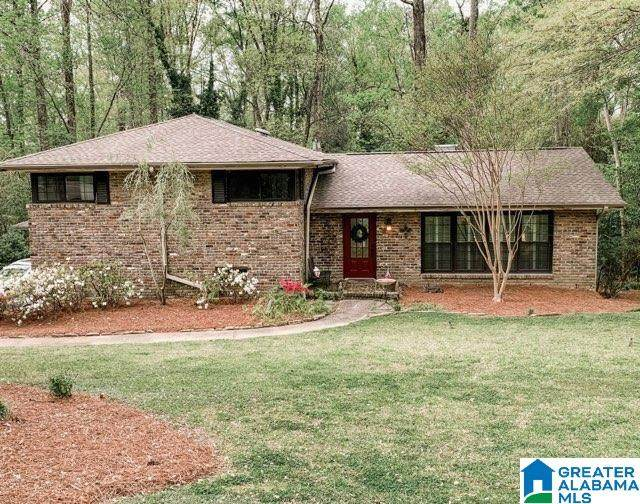 2712 Cherokee Road, Mountain Brook, AL 35216 (MLS #1284424) :: LIST Birmingham