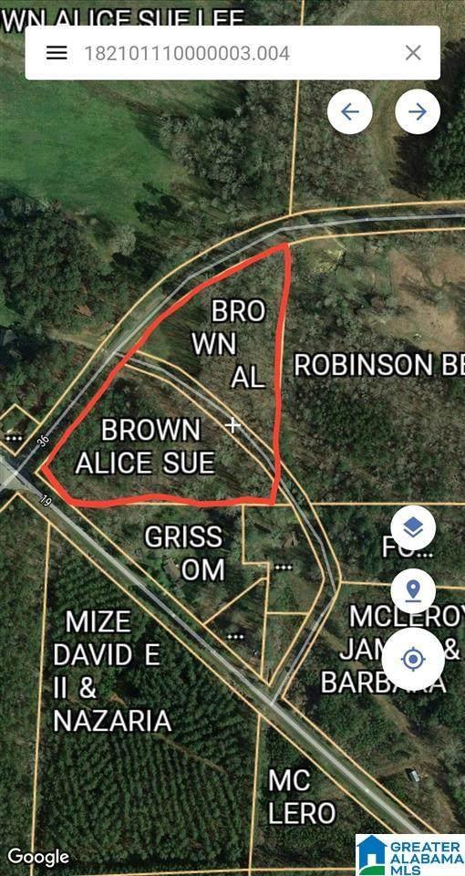 0 County Road 19 8 Acres, Heflin, AL 36264 (MLS #1285155) :: Bentley Drozdowicz Group