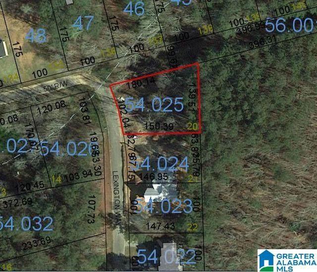 0 Lexington Way #20, Heflin, AL 36264 (MLS #1286527) :: Lux Home Group