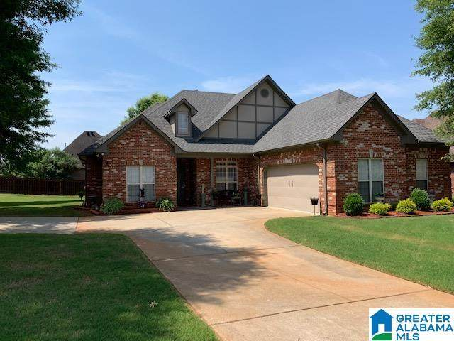 129 Tanglewood Drive, Alabaster, AL 35007 (MLS #1287089) :: Lux Home Group