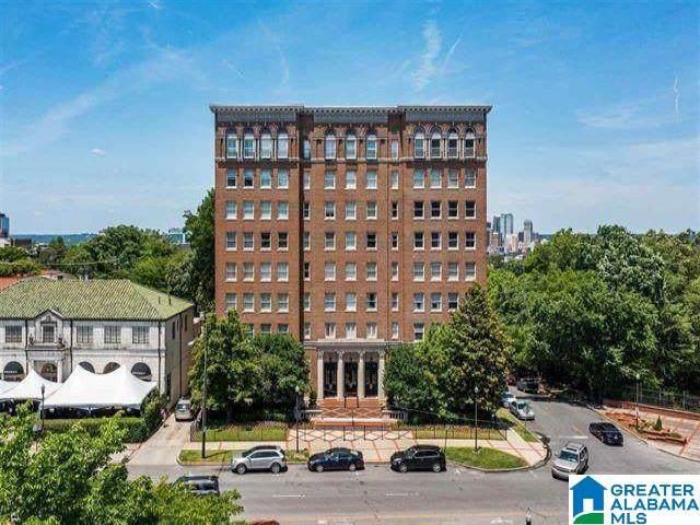 2250 Highland Avenue S #23, Birmingham, AL 35205 (MLS #1287623) :: Amanda Howard Sotheby's International Realty