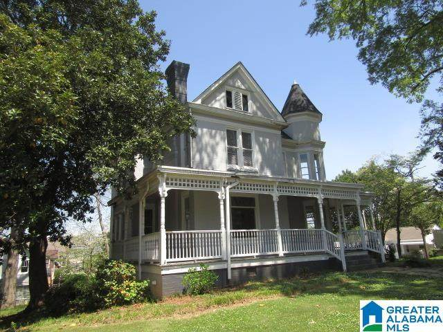 331 E 6TH STREET, Anniston, AL 36207 (MLS #1288610) :: The Fred Smith Group | RealtySouth