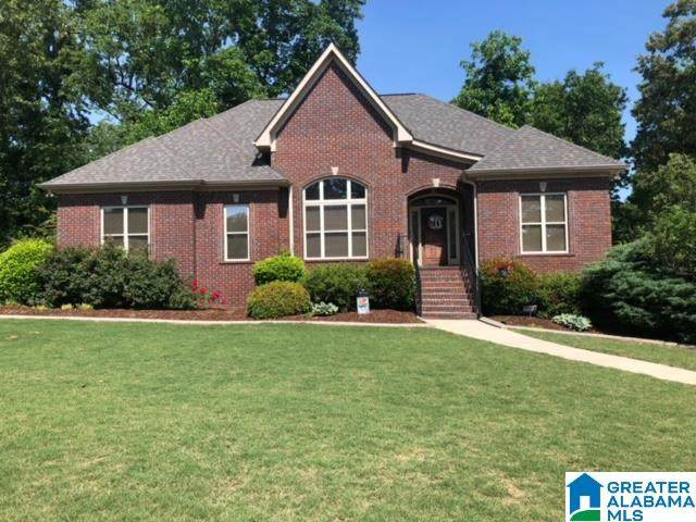 5327 Whispering Pines Drive, Mount Olive, AL 35117 (MLS #1290180) :: EXIT Magic City Realty
