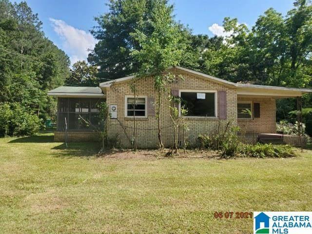 596 Primitive Ridge Road, West Blocton, AL 35184 (MLS #1291352) :: Howard Whatley