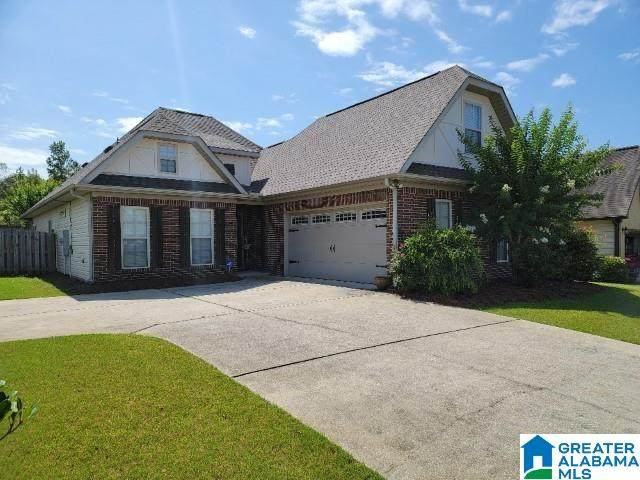 1009 Emerald Ridge Drive, Calera, AL 35040 (MLS #1292088) :: Josh Vernon Group